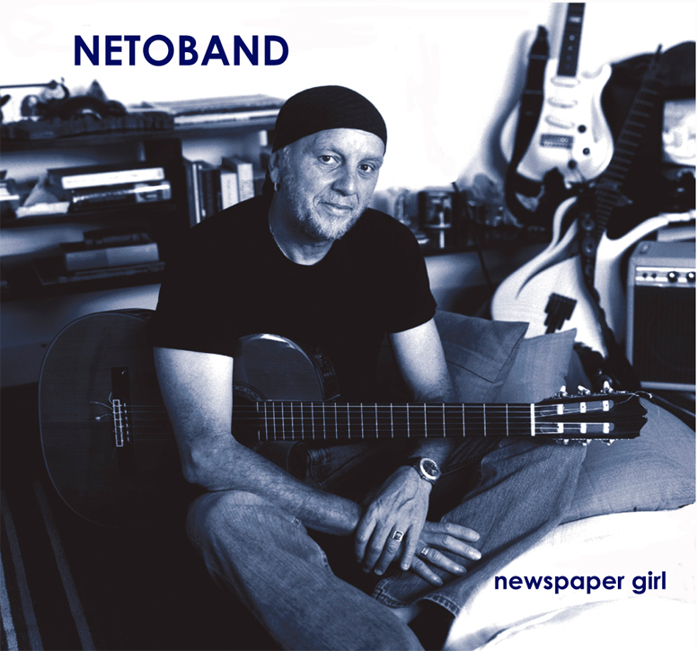 Newspaper Girl - Netoband